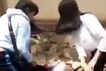 Ghét cái mặt 'vênh váo', hai nữ sinh nhảy vào đánh bạn cùng trường