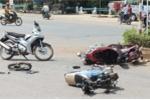 15 người chết do tai nạn giao thông trong ngày đầu nghỉ Tết