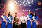 Cuộc thi Hoa khôi sinh viên Việt Nam 2017 có gì đặc biệt?
