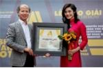 Tập đoàn Nam Cường nhận giải chủ đầu tư 2016