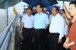 Hinh anh Nguyen Thu tuong Nguyen Tan Dung tham cac du an tai Hai Phong