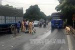 Xe máy đối đầu ô tô, hai người chết thảm ở Tuyên Quang