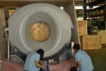 Phát hiện máy chụp CT cấm nhập khẩu trị giá bạc tỷ tại sân bay Tân Sơn Nhất