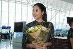 Nguyễn Thị Loan rạng rỡ lên đường tham dự Hoa hậu Hòa bình Quốc tế 2016