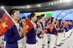 Đoàn Thể thao Việt Nam giữ nguyên 10 phó đoàn dự SEA Games 2017