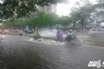 Ảnh: Phố Hà Nội biến thành sông, cây xanh đổ ngổn ngang trong bão số 3