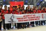 Việt Nam sẽ có đội tuyển trẻ thi Robot quốc tế