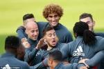 Dàn sao Bỉ 'ẩu đả' trong buổi tập trước vòng loại World Cup