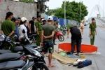 Va chạm xe container, nghệ sỹ violin đường phố Hải Phòng thiệt mạng