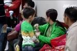 Nhiều trẻ nhập viện do bố mẹ cho mặc... quá ấm