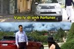 So sánh giữa Toyota Fortuner 'chồng cũ' và Range Rover 'chồng mới' trong phim Sống chung với mẹ chồng