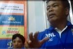 Thua U19 HAGL Arsenal JMG, HLV U19 Myanmar nổi giận trong phòng họp báo