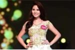 Hoàng Hạnh gây ấn tượng với BTC Hoa hậu hoàn vũ Việt Nam 2015