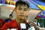 Đội trưởng U16 Việt Nam buồn bã: Lỗi là của chúng cháu