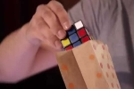 Màn ảo thuật với khối rubik khiến giám khảo choáng váng không thốt nên lời