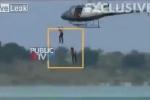Đóng thế cảnh nhảy từ trực thăng xuống nước, 2 diễn viên chết đuối thương tâm