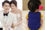 'Tiểu Long Nữ' Trần Nghiên Hy lần đầu khoe ảnh quý tử 5 tháng tuổi