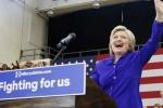Bà Clinton hứa thu thêm thuế người giàu nếu đắc cử