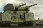 Siêu tăng 'quái vật' 1.000 tấn chết yểu của Hitler