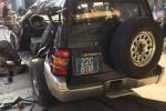 Xe khách tông xe biển xanh, một người thiệt mạng