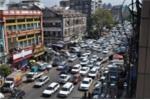 Đường phố Myanmar thế nào sau lệnh cấm xe máy?