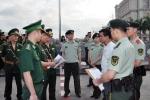 Bắt kẻ giết người rồi trốn sang Trung Quốc