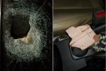 Kẻ vô đạo đức ném đá ô tô trên cao tốc sẽ bị xử lý thế nào?