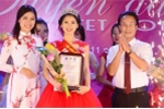 Lộ diện hoa khôi 'Nữ sinh Duyên dáng CTET 2016'