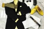 Chương Tailor, set đồ cho ngày mới thành công và lịch lãm