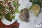Video: Xôn xao miếng thịt bò có màu 7 sắc cầu vồng