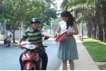 Người phụ nữ bị 2 thanh niên cướp giật 500 triệu đồng giữa phố Sài Gòn