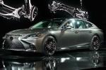 Tiết lộ mới nhất về siêu xe Lexus LS 2018