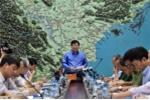 Chìm tàu chở 13 người trên biển Cửa Lò: Phó Thủ tướng chỉ đạo khẩn