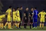 Công nhận bàn thắng 'lạ', trọng tài Nguyễn Trung Kiên bị đình chỉ công tác