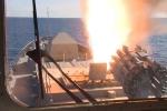 Video: Xem Hải quân Nga phóng tên lửa, xuất kích tiêu diệt IS từ tàu sân bay Kuznetsov