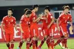 U19 Trung Quốc thua liền 2 trận, không ghi nổi 1 bàn thắng
