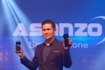 Mẫu smartphone lần đầu ra mắt của Asanzo giá chỉ 3 triệu đồng