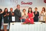 Tập đoàn BRG và Công ty Sanrio Hồng Kông ký thỏa thuận hợp tác phát triển công viên giải trí