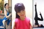 Tuổi 40, Hoa hậu Thu Thuỷ nhan sắc trẻ trung, thân hình gợi cảm