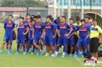 Quang Hải thay Trọng Đại làm đội trưởng U20 Việt Nam