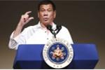 Tổng thống Philippines Duterte hứa không chửi thề nữa