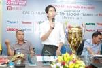 VTC News tham dự Giải Bóng đá các Cơ quan Thông tấn Báo chí tranh cup Trung Thành