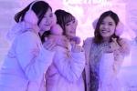 Trải nghiệm 'mùa hè -5 độ C' cùng hàng loạt hot girl Hà Thành