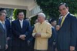 Tướng Prem làm nhiếp chính trước khi Thái Lan có vua mới