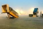 Sân bay Tân Sơn Nhất bị ngập, máy bay chở thứ trưởng giao thông bay vòng vòng trên trời