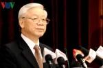 Tổng Bí thư: 'Giới thiệu nhân sự lãnh đạo cấp cao là việc rất hệ trọng'