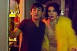 Diễm My 9x hé lộ về 'gia đình tào lao' cùng ông xã Hứa Vĩ Văn