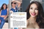 Hà Hồ và Lý Quí Khánh bị phản ứng vì 'đá đểu' Phạm Hương