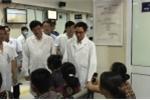 Thị sát tình hình dịch sốt xuất huyết, Phó Thủ tướng Vũ Đức Đam: 'Tránh tư tưởng dịch bình bình rồi thở phào'