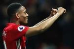 Martial: Cuộc chiến giữ vị trí ở Man Utd giờ mới bắt đầu